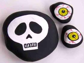 Halloween Rocks