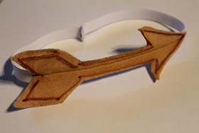 Hunger Games – Arrow Headband