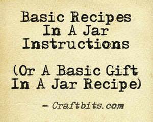 recipes-in-a-jar