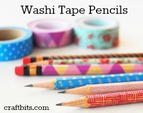 washi-tape-pencils