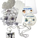 Home Business StartUp Kit Makes 50 Instant Photo Jewelry Pendants