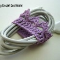 lacy-crochet-cord-holder