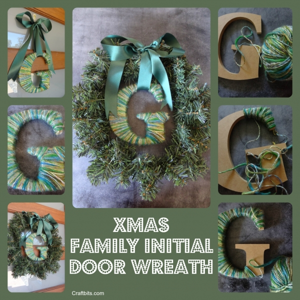 Xmas-yarn-wrapped-door-wreath-