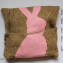 burlap-bunny-pocket-pillow