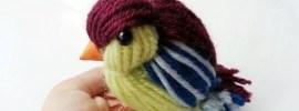 super-easy-yarn-bird