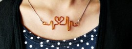 Heart-Beat Necklace