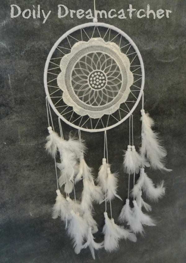 dream catcher craft instructions