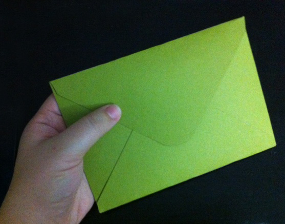 How to Make a Cardstock Envelope - Craftcore