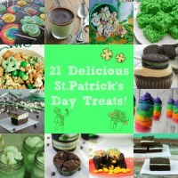 21 Delicious St.Patrick's Day Treats