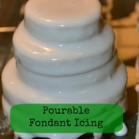 Whip It Up Wednesday - Poured Fondant