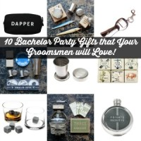 10 Bachelor Party Gifts that Your Groomsmen Will Love #IzolaStyle