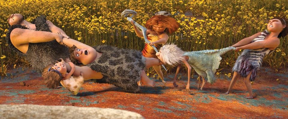 Man Vs Wild Wallpaper 3d The Croods Craftd Movie Critiques
