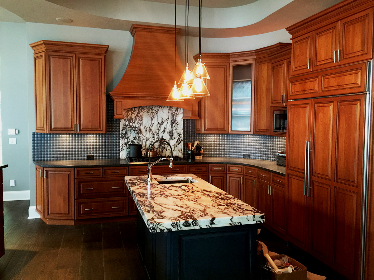 Countertops For Bars Crafted Countertops Wisconsin Granite Countertops Custom Kitchen