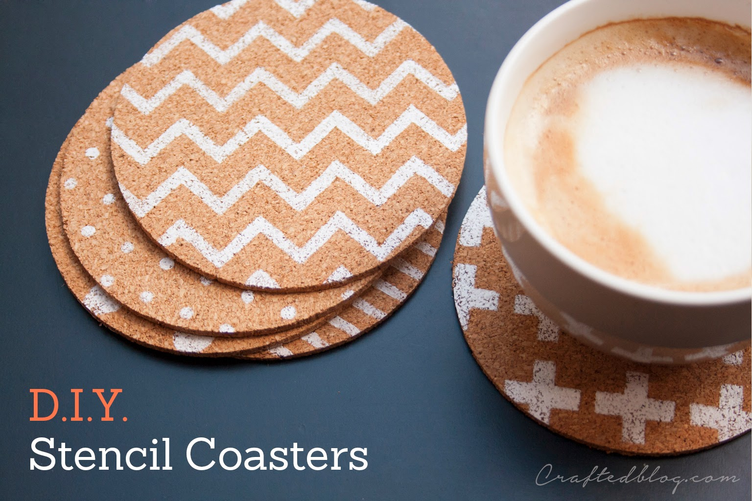 Diy Table Coasters Diy Projects Archives Page 2 Of 3 Crafted