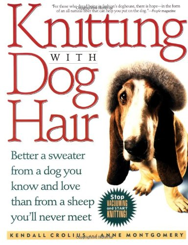 knitting-with-dog-hair