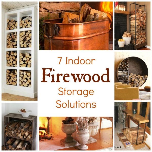 Indoor Firewood Storage Solutions – Craft Gossip