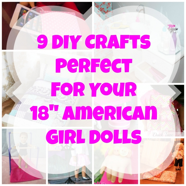 9 crafts for your 18 american girl dolls craft gossip for Easy american girl doll crafts