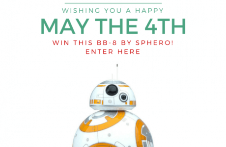 Giveaway: Win the BB-8 this May the 4th