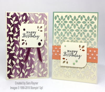 Delightfully Detailed Note Cards Sara\u0027s crafting and stamping studio