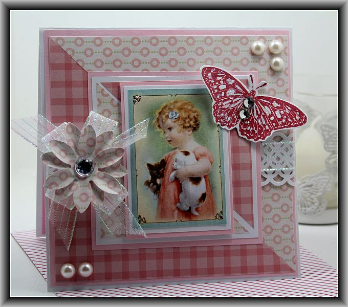 Graphic 45 Little Darlings Collection craftingcottage