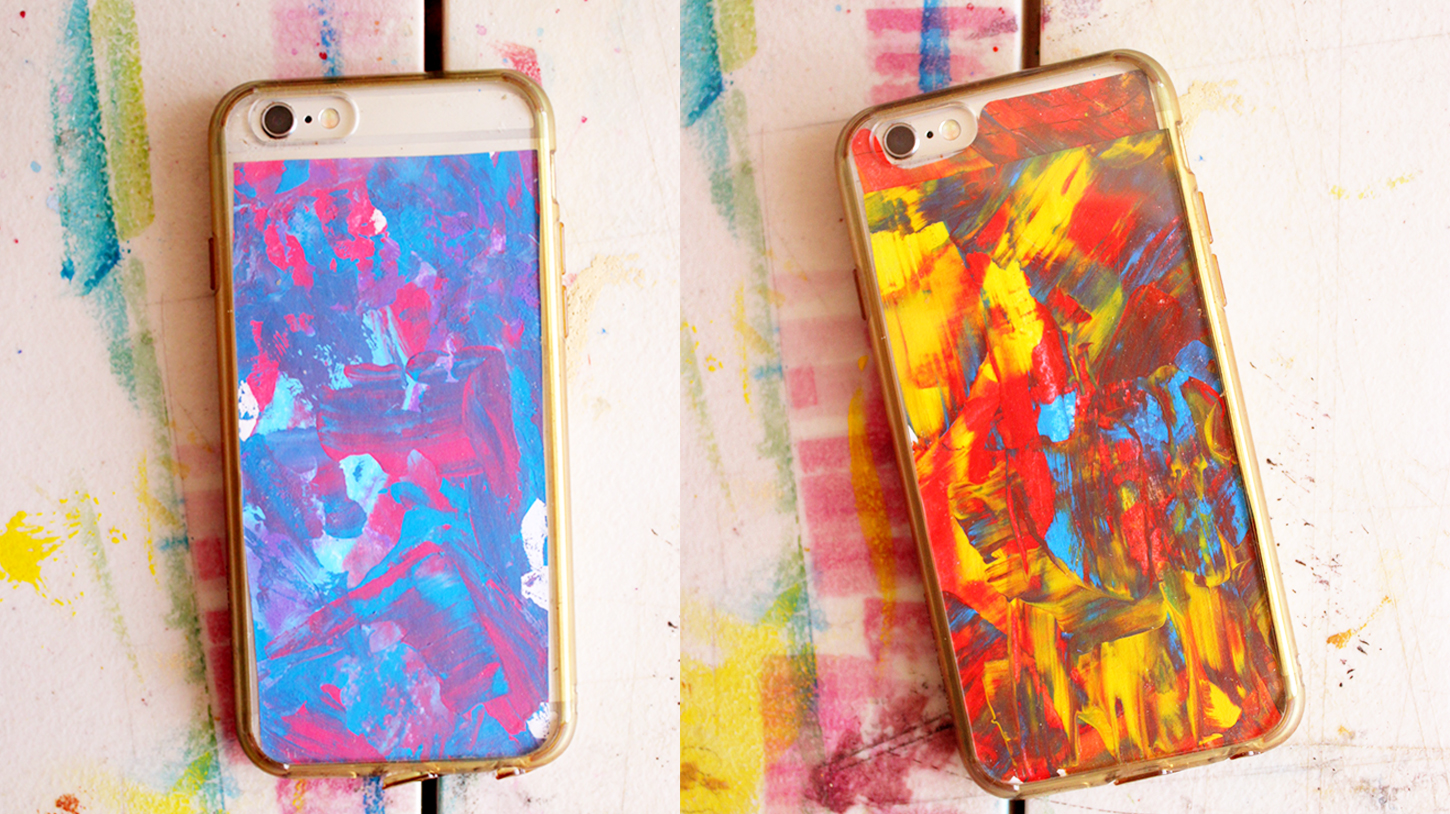 Decorar Fundas De Movil Ideas Diy Decoración Fundas Para Celular Craftingeek