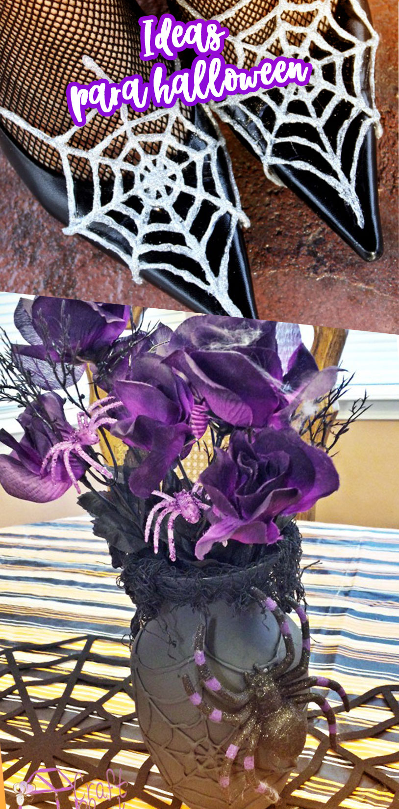 Ideas Para Decorar Halloween 6 Ideas Halloween Para Decorar Tu Casa Con Silicon Caliente