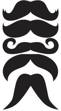 Oh Boy! Mustaches & Bow Ties | Crafting Moo Moo