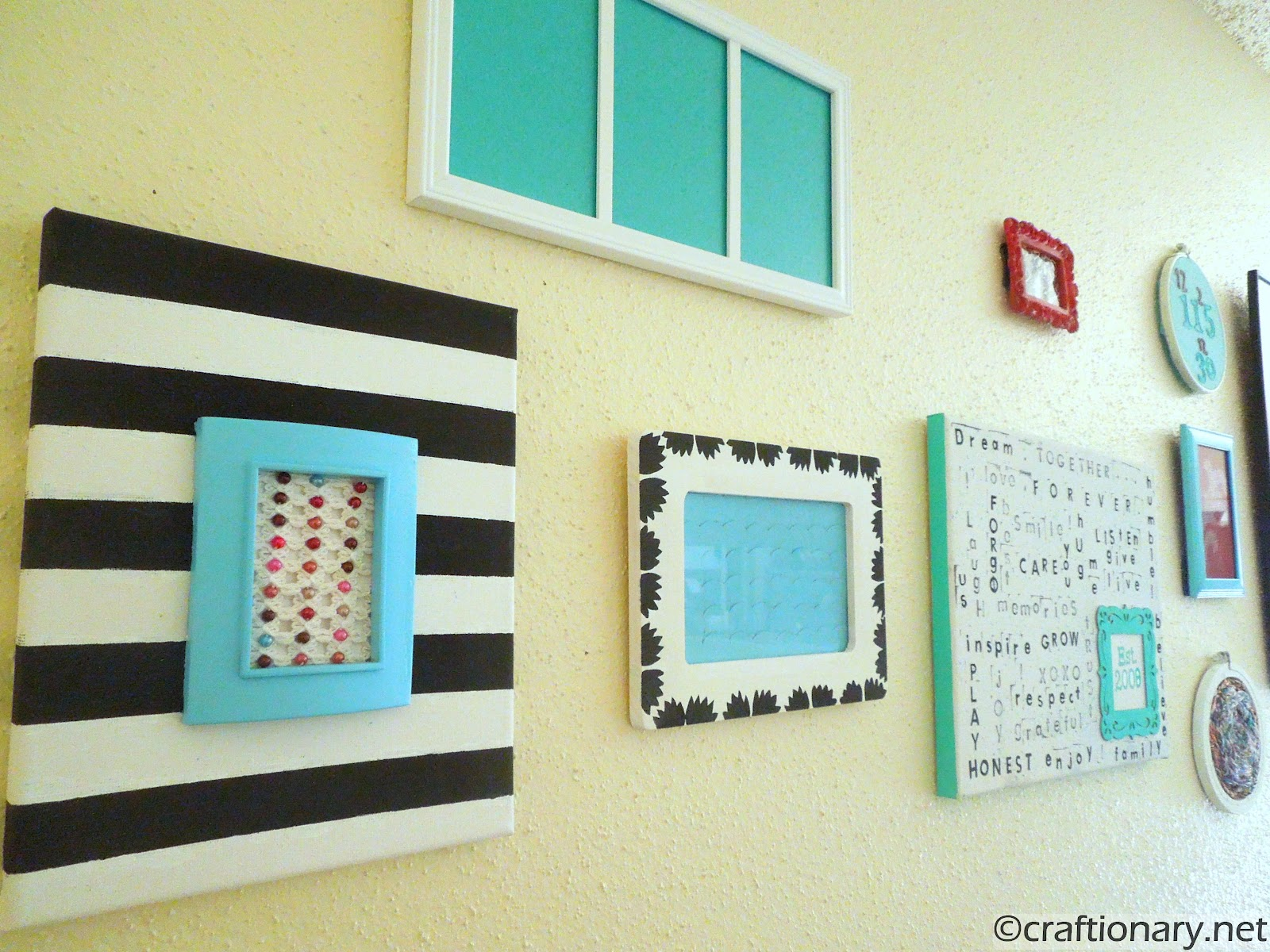 Pictures Wall Decor Ideas Craftionary