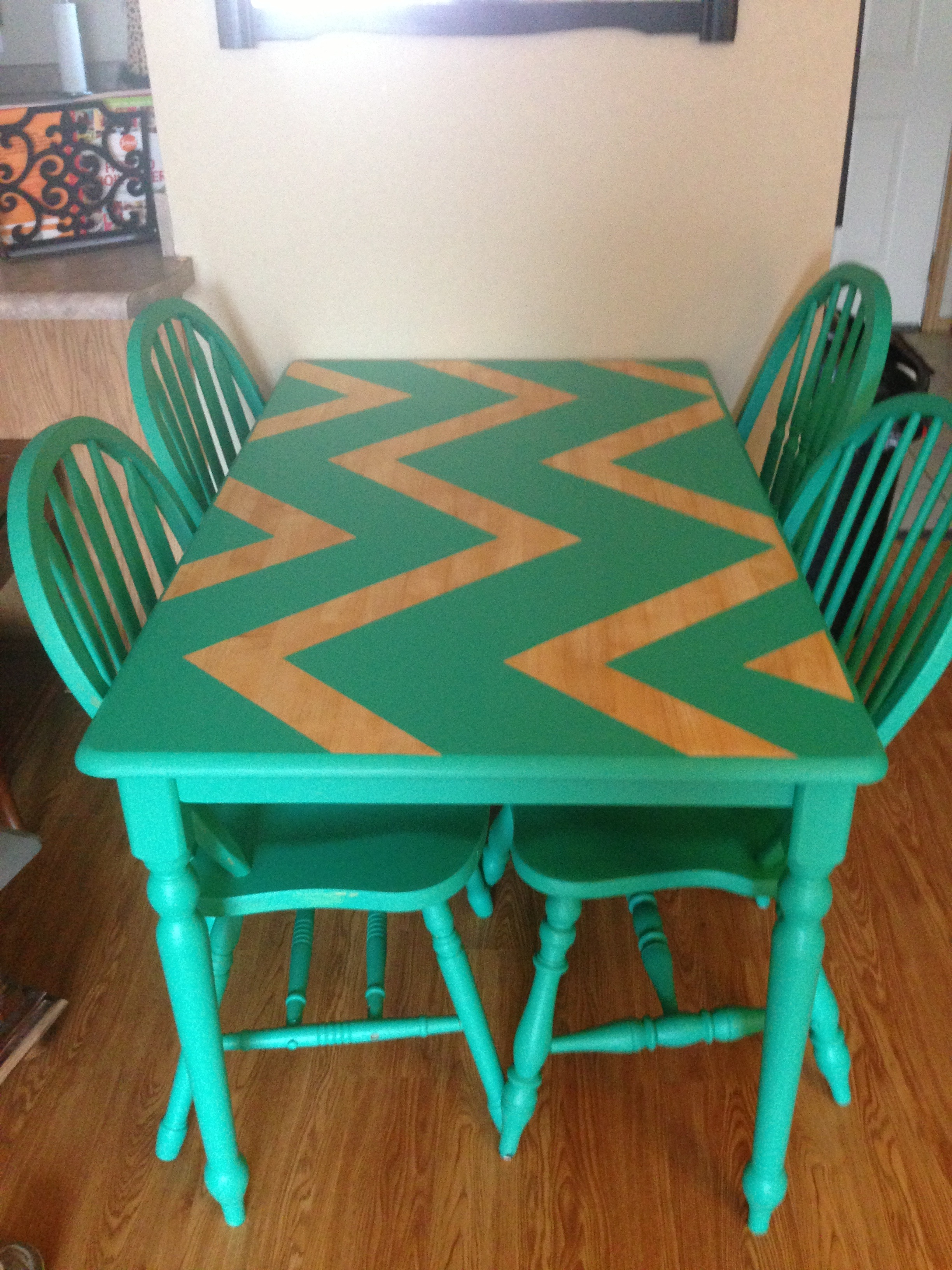 diy painting kitchen table and chairs K*VoUCovw painting kitchen table DIY