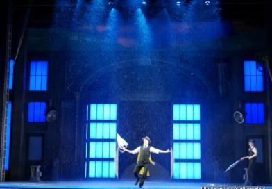ミュージカル!!「SINGIN'IN THE RAIN」雨に唄えばinヒカリエ