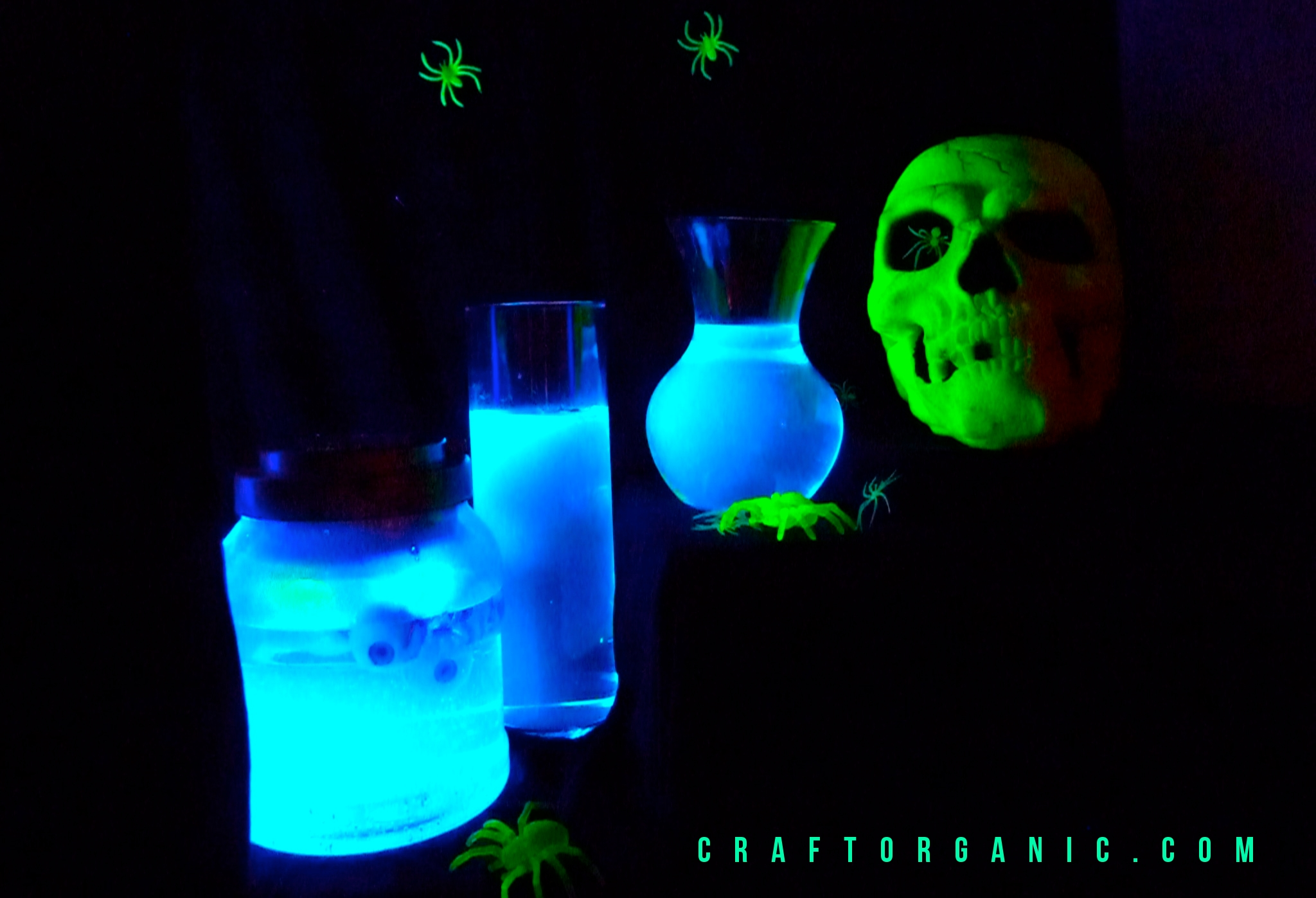 Blacklight Lamp Get More Bang With Your Black Lights Craft Organic