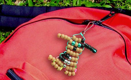 Dog Bead Pet Craft Project Ideas