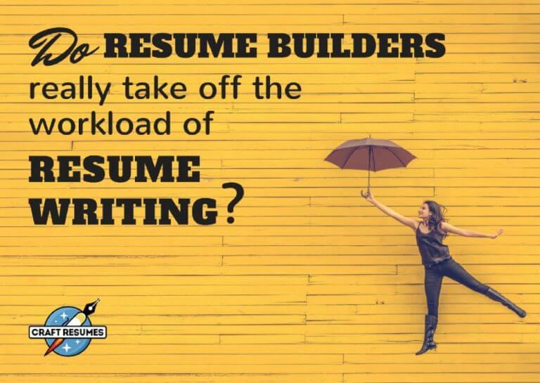 Best Online Resume Builder (Maker) Reviews 2018 - Best Resume Creator