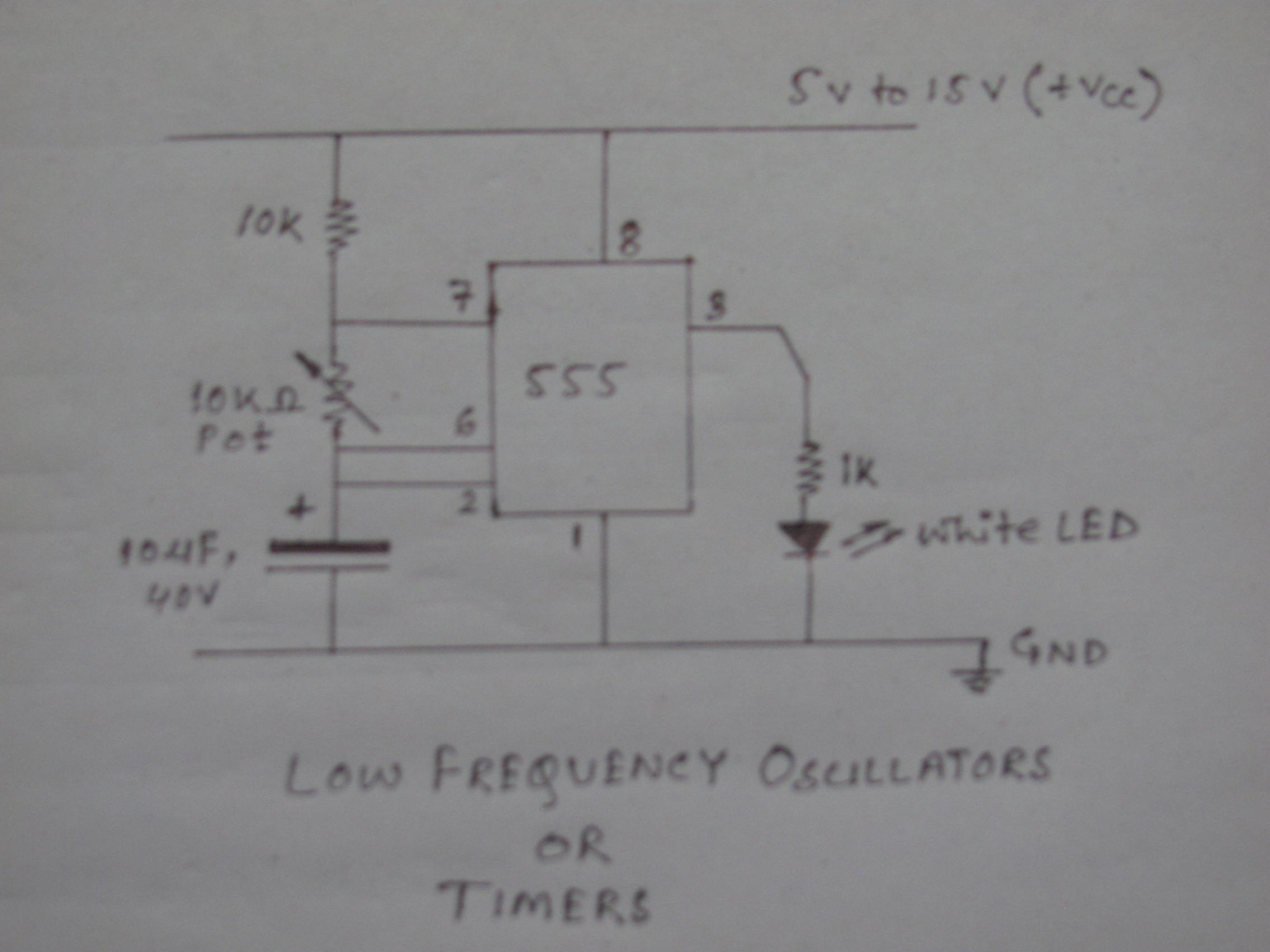 why it is called 555 timer craftronixlab