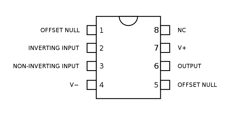 introduction to ua 741 op amp