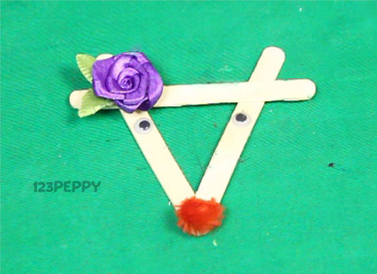 How To Make A Popsicle Stick Deer Face Online 123peppycom