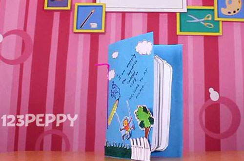 How to make a Scrapbook Online 123Peppy