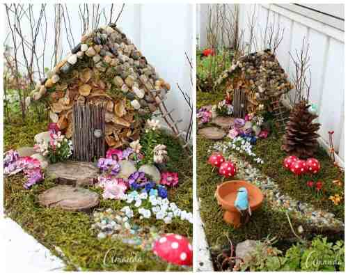 Medium Of Kids Fairy Garden Kit