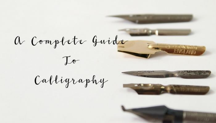Calligraphy Fonts, Pens, Worksheets And History Craft Schmaft