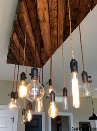 Edison Bulb Chandelier: A DIY Overview  Craft Thyme