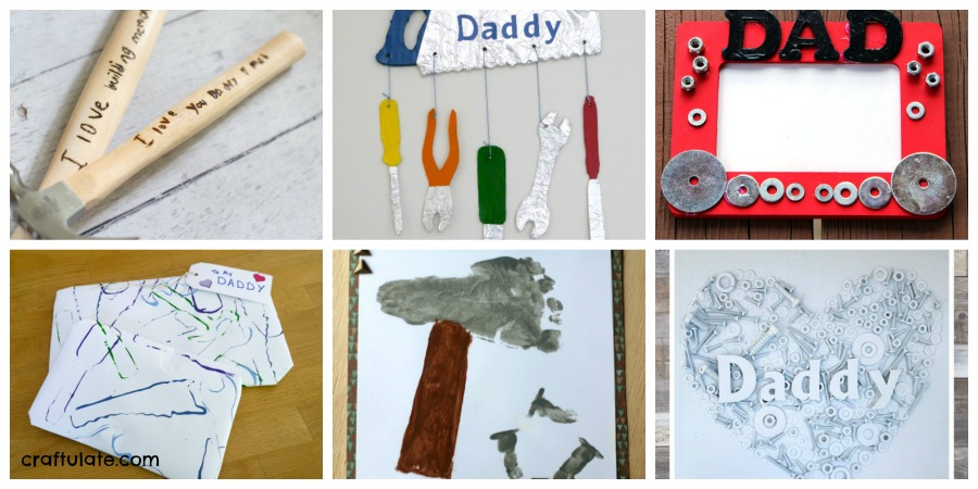 Homemade Father39s Day Gifts For Handy Dads Craftulate