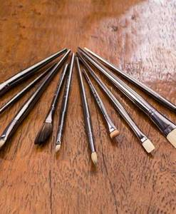 Zen Art and Craft Brushes