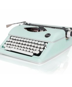 Mint We R Memory Keepers Typecast Typewriter available at Craft Warehouse