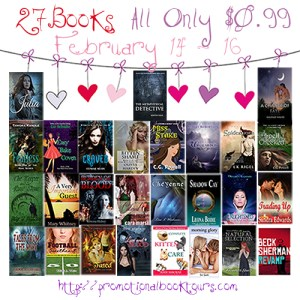 Valentine's Book Special @promobooktours #cheapReads