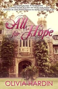 All for Hope by Olivia Hardin  #BookRelease
