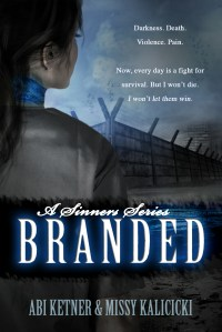 Branded by Abi Ketner and Missy Kalicicki #bookcoverreveal