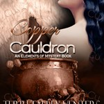 Copper Cauldron by Terri Talley Venters #booktours #bookreview