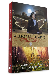 Armored Hearts by Melissa Turner Lee and Pauline Creeden #booktour #bookreview #giveaway