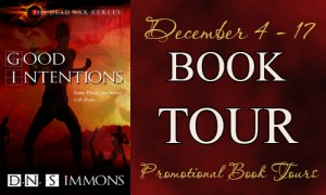 Good Intentions by D.N. Simmons #bookreview