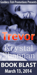 Trevor by Krystal Shannan #bookblast